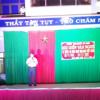 ĐÊM VĂN NGHỆ CHÀO MỪNG, KỈ NIỆM 36 NĂM NGÀY NHÀ GIÁO VIỆT NAM TRƯỜNG THCS NGUYỄN CHÍ THANH NĂM 2018